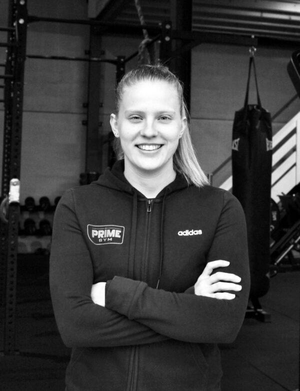 Lisa Boonaerts - Prime gym
